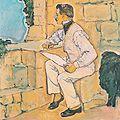 Kolo Moser - Selbstbildnis - ca1914.jpeg