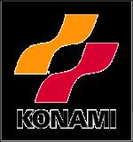 Logo della Konami usato dal 1986 al 2003.