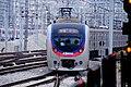 Korail Jungang Line train arriving at Yongsan.JPG