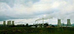 Kothagudem Thermal Power station at Paloncha.jpg