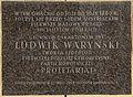 Kraków, Senacka 1 - tablica pamiątkowa procesu socjalistów polskich 1880 20150207 5021.jpg