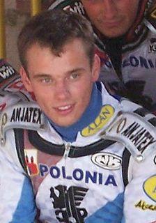 Krzysztof Buczkowski Speedway rider