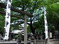 Kumano jinja kumanocho itabashi.JPG