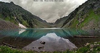 Kalam Valley - Kundol lake, Utror Kalam Swat