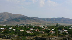 Village Kurtan in Armenia