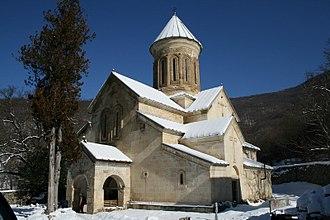 Architecture of Georgia (country) - Kvatakhevi Church, 1126