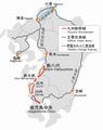 Kyushu Shinkansen map 2004 ja.png