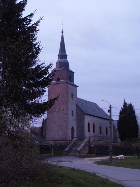 L'église Saint-Martin de Villers-sur-Semois