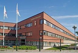 Östergötlands länsstyrelses lokaler i Linköping