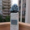 Léo Ferré ( 1916 – 1993) Franco-Monegasque poet, composer, singer and musician. Monte-Carlo, Monaco - panoramio.jpg