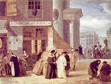 Allegorie auf das Toleranzpatent (Léonard Defrance). (Quelle: Wikimedia)