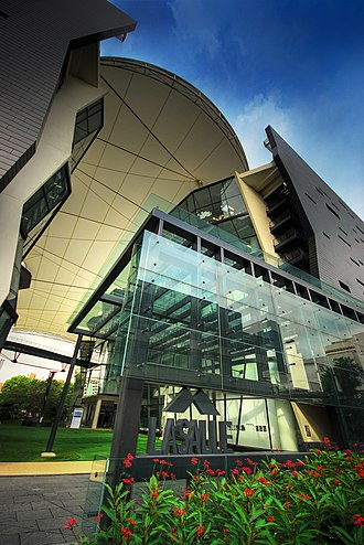 LASALLE College of the Arts - Image: LASALLE College of the Arts (2964089892)