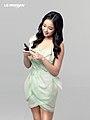 LG 휘센 에어컨 모델, 체조요정 손연재 (3).jpg