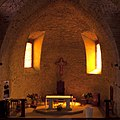La Cavalerie-Abside de l'église-20120623.jpg