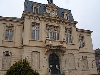 La Mulatière - The old town hall in La Mulatière