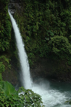 La Paz Waterfall, Costa Rica.JPG