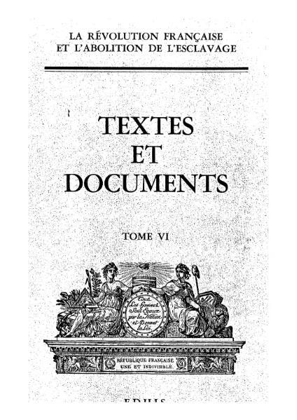File:La Révolution française et l'abolition de l'esclavage, t6.djvu
