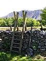 Ladder Stile near Wastwater - geograph.org.uk - 1318558.jpg