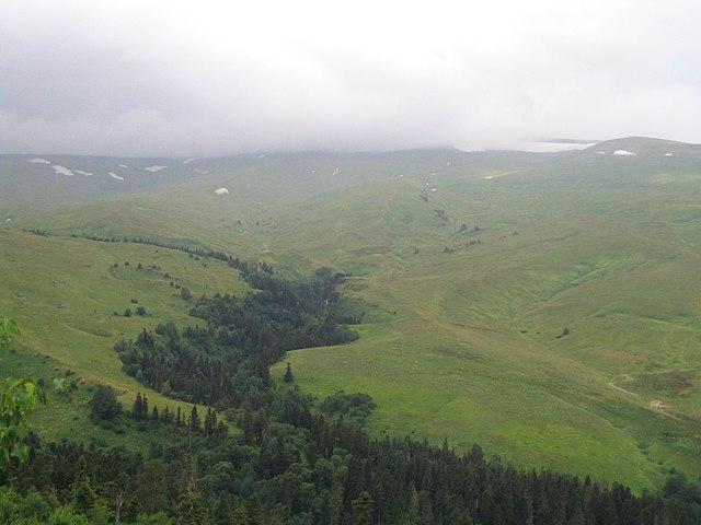Caucaso occidentale