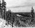 Lake Kapowsin as seen from top of penstock site, March 11, 1903 (SPWS 0).jpg