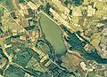 Lake Tokura water reservoir Aerial photograph.1976.jpg