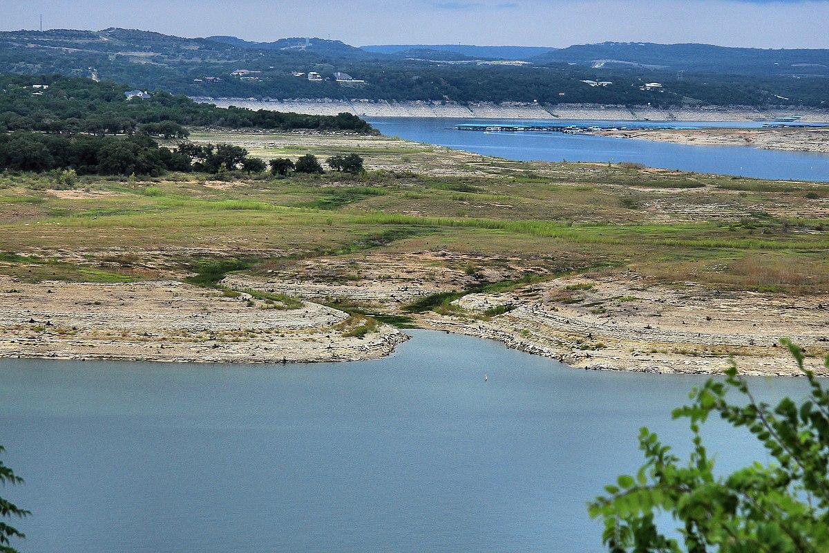 File:Aerial - Colorado River - Lake Travis 02.jpg