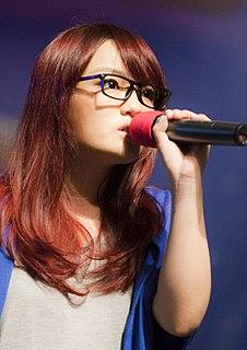 Lala Hsu Taiwanese singer and songwriter