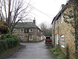 Buckland, Oxfordshire - The Lamb Inn, Buckland