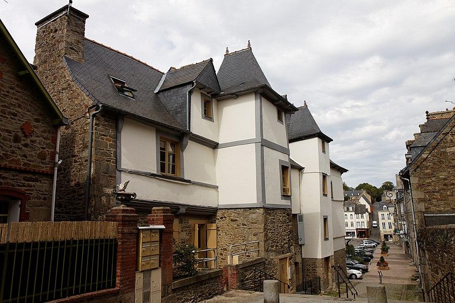 Maisons à Lamballe (Côte d'Armor)