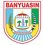 Coat of arms of Banyuasin Regency