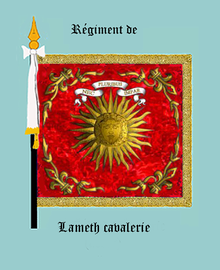 Image illustrative de l'article Régiment de Ray cavalerie