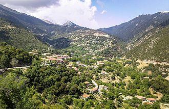 Lampeia - Image: Lampeia (Divri) general view