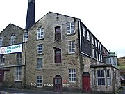 Lancashire Sock, Britannia Mill, New Line, Bacup - geograph.org.uk - 701774.jpg