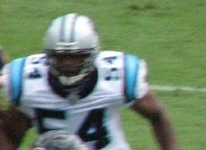 Landon Johnson - Johnson in 2008.