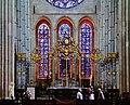 Laon Cathédrale Notre-Dame Innen Chorgitter 2.jpg