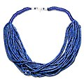 Lapis lazuli necklace and silver clasp.jpg