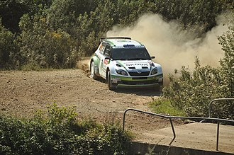 Esapekka Lappi - Lappi at 2013 Rally de Portugal.