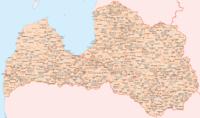 About: ラトビアの地方行政区画