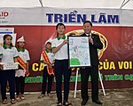 Launching of Elephant Protection Area in Quang Nam Province (36683184980).jpg