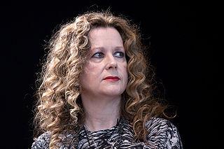 Laurell K. Hamilton American fantasy and romance writer
