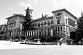 Lausanne, Palais de Rumine et Musée cantonal de géologie, vue quar.jpg