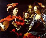 Le Nain, Mathieu - Le Concert - 17th century.jpg