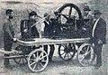 Le premier véritable moteur de Siegfried Marcus, réalisé en 1887.jpg