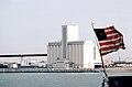 """Le silo à grains portuaire """"Lombard"""" (Port de La Pallice).jpg"""