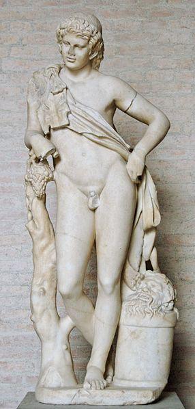 File:Leaning satyr Glyptothek Munich 228.jpg