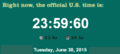 Leap Second - 30 June 2015.png