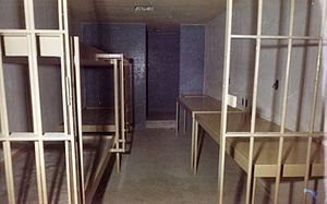 Palacio de Lecumberri - Photo of a Jail cell from the Lecumberri prison