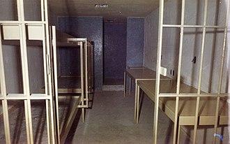Palacio de Lecumberri - Photo of a Jail cell from the Lecumberri prison