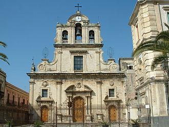 Lentini - Mother Church.