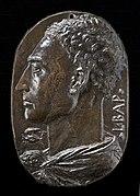 Leon Battista Alberti, Self-Portrait, c. 1435, NGA 43845.jpg